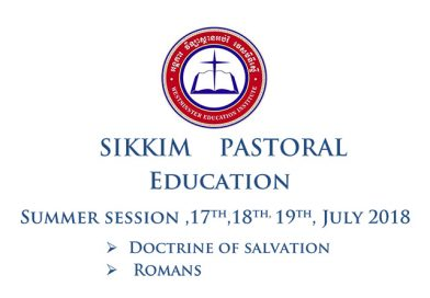 SIKKIM PASTORAL CONFERENCE