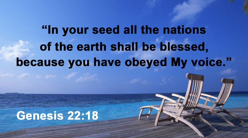 Verse of the day 01-07-2018 – IFAFM